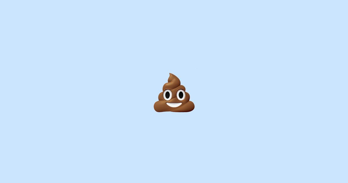 Pile Of Poo - Emoji Meaning