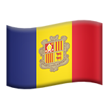 Andorra (Flags - Country-Flag)