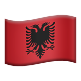 Albania (Flags - Country-Flag)