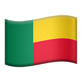 Benin (Flags - Country-Flag)