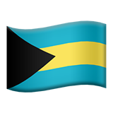 bandiera: Bahamas (bandiere - Country-Flag)