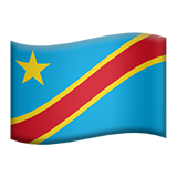 Congo - Kinshasa (Flags - Country-Flag)
