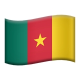Cameroon (Flags - Country-Flag)
