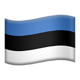 Estonia (Flags - Country-Flag)