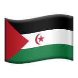 Western Sahara (Flags - Country-Flag)