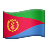 Eritrea (Flags - Country-Flag)