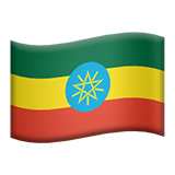 Ethiopia (Flags - Country-Flag)