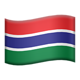 Gambia (Flags - Country-Flag)