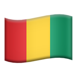 Guinea (Flags - Country-Flag)