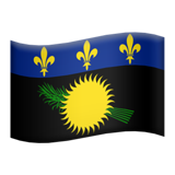 Guadeloupe (Flags - Country-Flag)