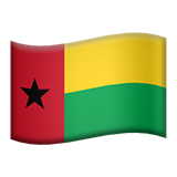 Guinea-Bissau (Flags - Country-Flag)