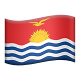 Kiribati (Flags - Country-Flag)