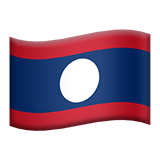 Laos (Flags - Country-Flag)