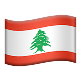 Lebanon (Flags - Country-Flag)