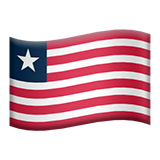 Liberia (Flags - Country-Flag)