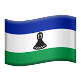 Lesotho (Flags - Country-Flag)