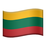 Lithuania (Flags - Country-Flag)