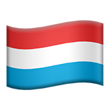 Luxembourg (Flags - Country-Flag)