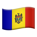Moldova (Flags - Country-Flag)