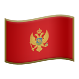 Montenegro (Flags - Country-Flag)