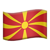 Macedonia (Flags - Country-Flag)