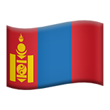 Mongolia (Flags - Country-Flag)