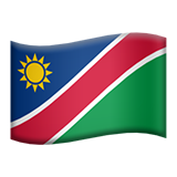 Namibia (Flags - Country-Flag)