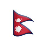 Nepal (Flags - Country-Flag)