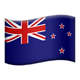New Zealand (Flags - Country-Flag)