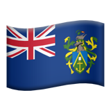 Pitcairn Islands (Flags - Country-Flag)