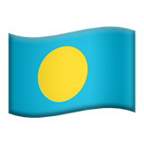 Palau (Flags - Country-Flag)
