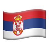 Serbia (Flags - Country-Flag)
