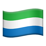 Sierra Leone (Flags - Country-Flag)