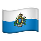 San Marino (Flags - Country-Flag)