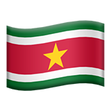 Suriname (Flags - Country-Flag)