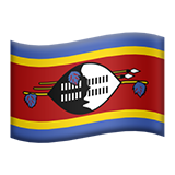Swaziland (Flags - Country-Flag)