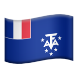 French Southern Territories (Flags - Country-Flag)