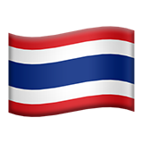 Thailand (Flags - Country-Flag)