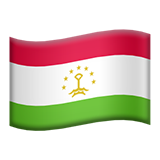 Tajikistan (Flags - Country-Flag)