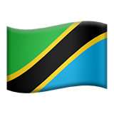 Tanzania (Flags - Country-Flag)