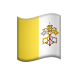 Vatican City (Flags - Country-Flag)