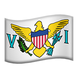 U.S. Virgin Islands (Flags - Country-Flag)