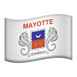 Mayotte (Flags - Country-Flag)