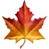 Maple Leaf (Animals & Nature - Plant-Other)