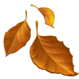 Fallen Leaf (Animals & Nature - Plant-Other)