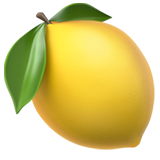 Lemon (Food & Drink - Food-Fruit)
