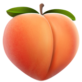 Peach (Food & Drink - Food-Fruit)