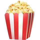 Popcorn (Food & Drink - Food-Prepared)
