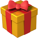 Wrapped Gift (Activities - Event)