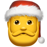 Santa Claus (Smileys & People - Person-Fantasy)